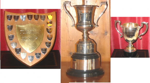 Tuesday Shield, Thursday Tankard and Helmsman Cup
